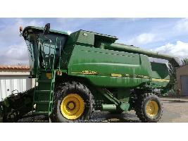 Cosechadoras de cereales 9560 CWS John Deere