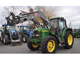Tractores agrícolas John deere 6610 John deere