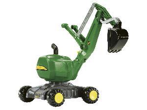 Comprar on-line Brinquedos John Deere grua de ruedas em Segunda Mão