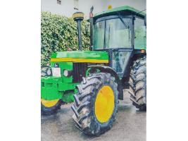 Tractores agrícolas TRACTOR DE DOBLE TRACCIÓN John Deere