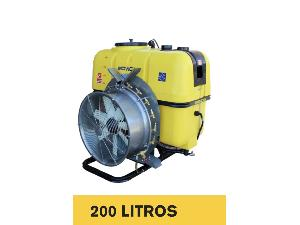 Venda de Pulverizadores MOVICAM atomizador 200 lts usados