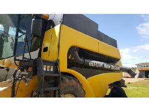Comprar on-line Colheitadeiras cereais New Holland cosechadora cs 540 em Segunda Mão