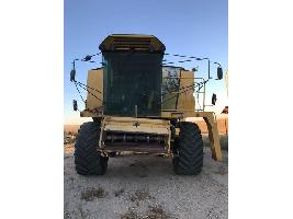 Cosechadoras de cereales TX-36 New Holland