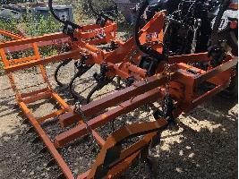 Cultichissel Cultivador 13 brazos hidráulicos Noli