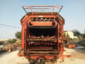 Venda de Colheitadeira de tomate Pomac cosechadora de tomates usados