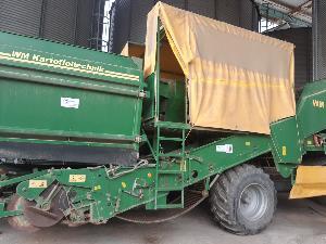Venda de Colheitadeiras de batata Wühlmaus mw 6000 usados