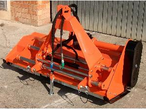 Sales Pruning Crusher Desconocida trituradora desplazable de 1,55 mts Used