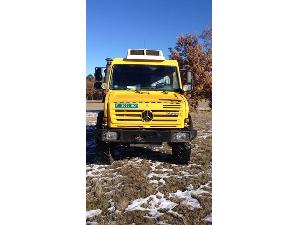 Buy Online Trucks Mercedes-Benz unimog u4000  second hand