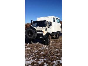 Sales Trucks Mercedes-Benz unimog u1300l37 Used