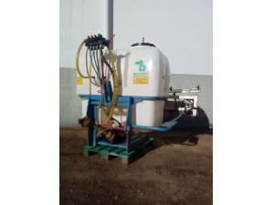 Sales Sprayers Ley pulverizador Used