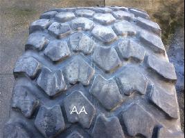 Neumáticos Agrícolas 24R21 Michelin XZL 176G TL USED AA  MICHELIN