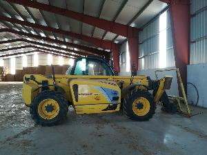 Buy Online Telescopic Handlers New Holland lm 1745 turbo  second hand