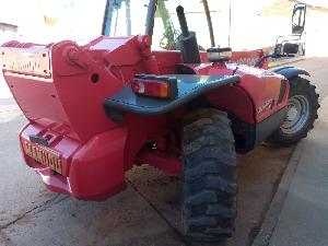 Sales Telescopic Handlers Manitou modelo 835 lsu-t Used