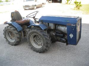 Sales Garden tractors Ebro tractor Used
