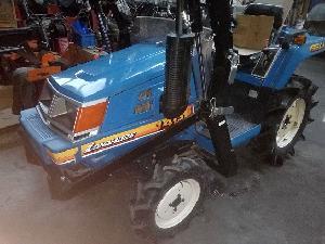 Offers Garden tractors Iseki tu 147 used