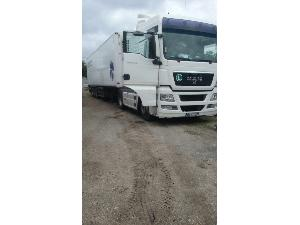 Buy Online Trucks Desconocida man tgx 18440  second hand