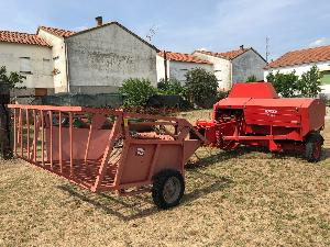 Offers Small balers Batlle empacadora con trillo y carro used