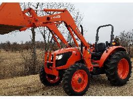 Tractores agrícolas Kubota m5040 4x4 Kubota