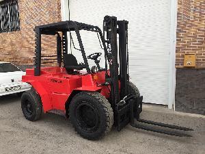 Offers Lift trucks Tcm carretilla elevadora  fdtt20r 2000 kilos used