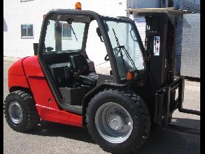 Sales Forklift Manitou disset elevacio s.l  mh 20 4 t matriculada Used