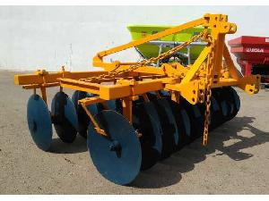 Sales Harrows Unknown 20 discos suspendida Used