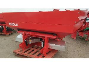 Sales Mounted Fertiliser Spreader Sola d903 Used