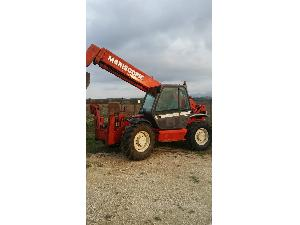 Sales Other Manitou telescopica Used