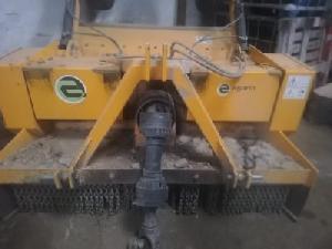 Sales Stone crusher Agarín trituradora de piedras serie nt/dt 205 de la marca agarin Used