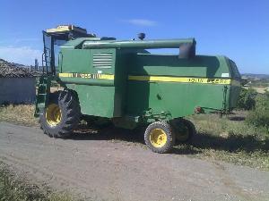 Offers Screw conveyor for fertilizers. Hydraulic loading John Deere 1055 used