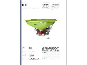 Offers Centrifugal Fertiliser Spreader ROCHA kc 1000 used