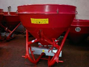 Sales Centrifugal Fertiliser Spreader RUIZ GARCIA J&J 800 litros centrífuga un disco Used