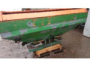 Sales Mounted Fertiliser Spreader Amazone za-m 1000 Used
