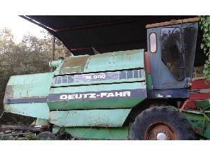 Buy Online Accessories Combine Harvester Deutz-Fahr 980  second hand