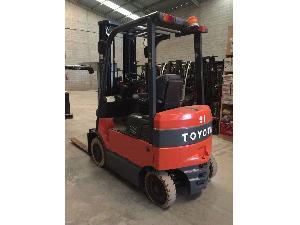 Offers Lift trucks Toyota carretilla electrica modelo 7fbmf16 used