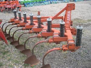 Buy Online Stubble Plows Parra 8 cuerpos  second hand
