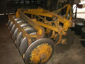 Offers Disc Plows Tractomotor  used