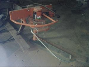 Offers Vineyard harvesters Rinieri  used