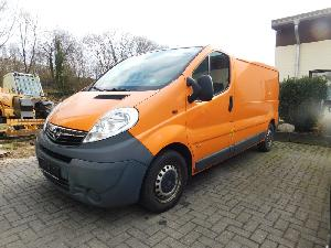 Buy Online Dump Truck Opel vivaro 2,5 cdti  kastenwagen  second hand