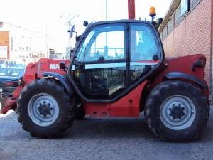 Offers Telescopic Handlers Manitou mlt 731 used