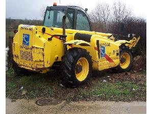 Buy Online Telescopic Handlers New Holland lm1740  second hand