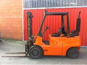 Buy Online Lift trucks Truck 2,5to  second hand