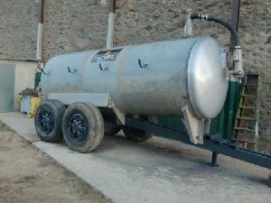 Offers Tanks Corima vt-8000 used