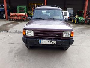 Offers Renting Land Rover discovery 2.5 td used