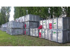 Sales Containers Unknown contenedores para tomate Used
