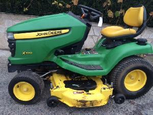 Offers Mowers John Deere x320 used