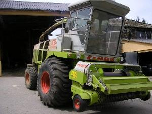 Buy Online Forage Harversters Claas 690  second hand