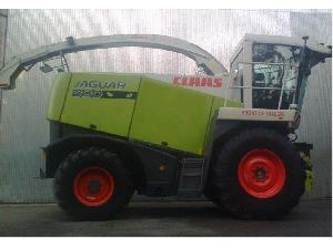 Sales Forage Harversters Claas jaguar 890 speedstar Used