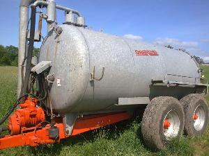 Sales Slurry tanks Carruxo ct 7000 Used