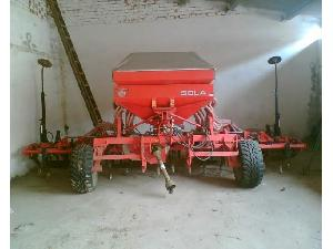 Buy Online Till Seed Drill Sola neumasent 799  second hand