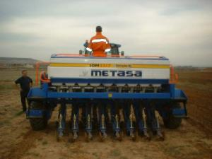 Offers Till Seed Drill Unknown metasa 21 used